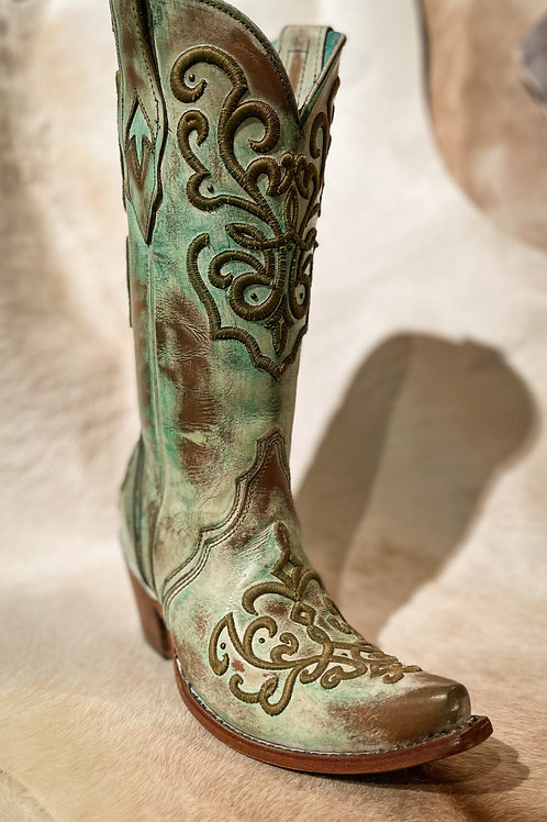 Corral Women's Turquoise Stitch