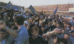 1982 Dinamo Zagreb Champion.
