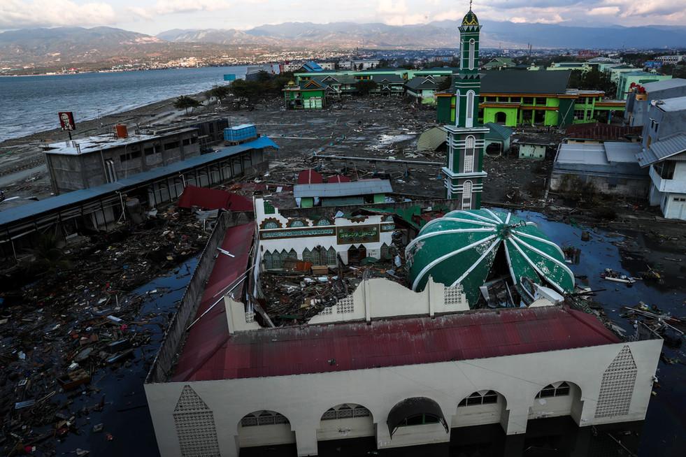 Palu Earthquake 2018