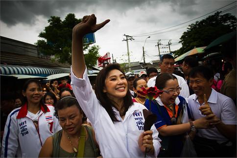 THAILAND ELECTION 2011