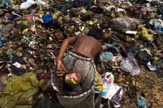 Cambodia Living on Rubbish