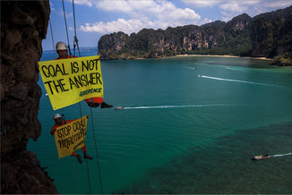 Assignments for Greenpeace (Thailand)