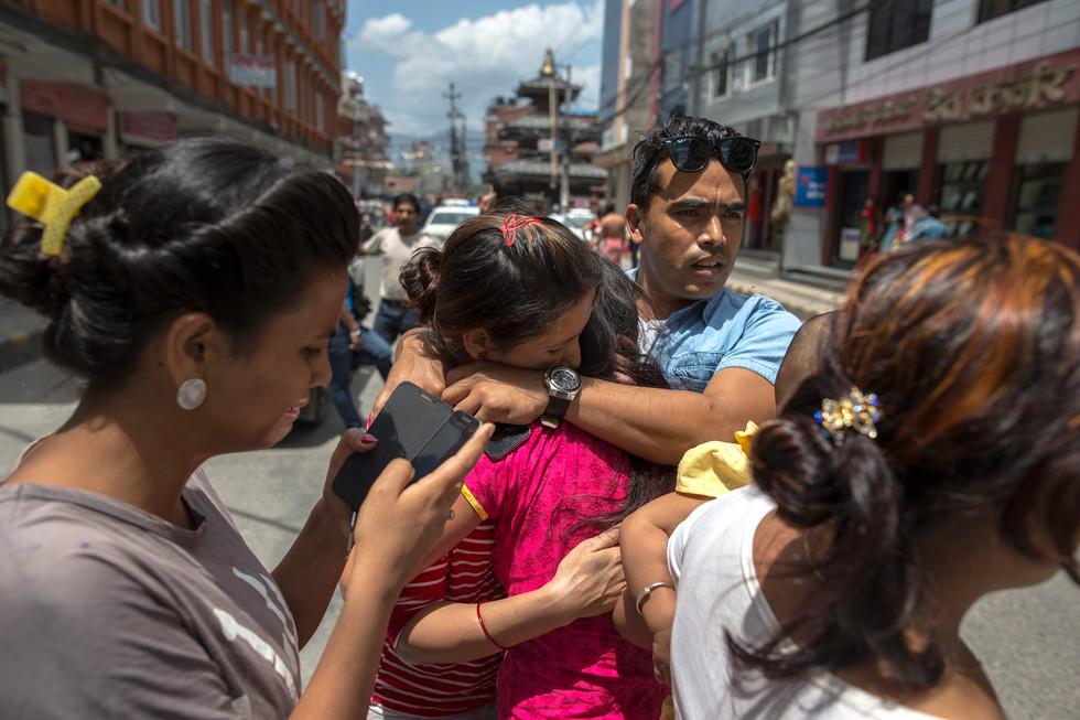 Nepal Earthquake 2015