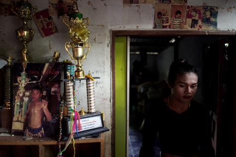 Transgender Boxer : Nong Rose