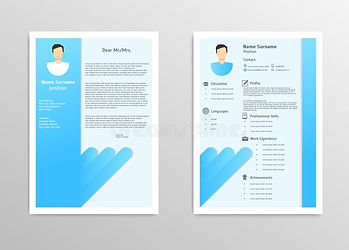 cartoon-male-resume-vitae-infographics-v