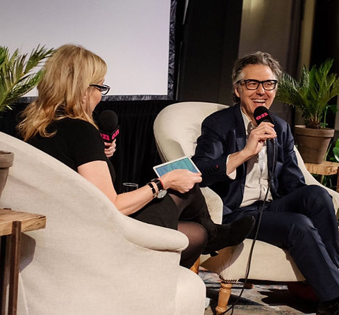 Design Matters Live: Ira Glass