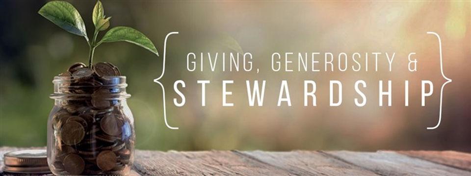 giving,+generosity+and+stewardship+banne