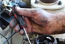 Olievrije compressors