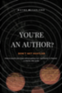 SELECTED Licensed You're An Author...fro