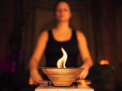 Can Brainwave Analysis demonstrate Agnihotra's Impact on Mental Tranquility?