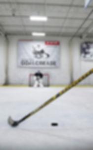 CCM Goalie Equipmnt, Goalcrease, Warrior hockey stick, Eflex 3