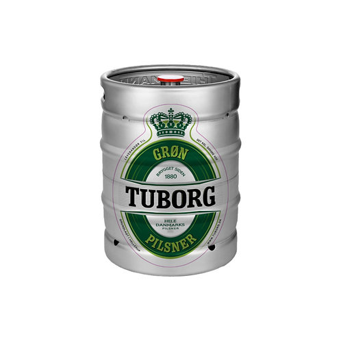 Fustage – TUBORG pilsner 25 liter