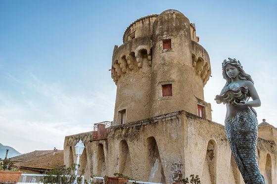 Torre Perrotti dalla terrazza per eventi