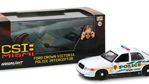 Get Rich Quick Scheme #1: Dad decides to become a Miami Cop