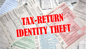 Open Season for Tax Return Fraud: A Few Words From the Fellow Who Started It.