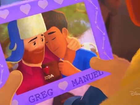 OUT (1er cortometraje Gay de Pixar)