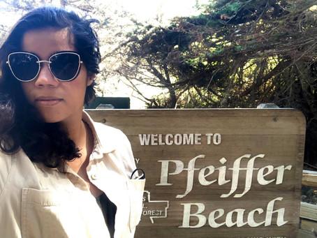 Un Paseo por Pfeiffer beach y Big Sur
