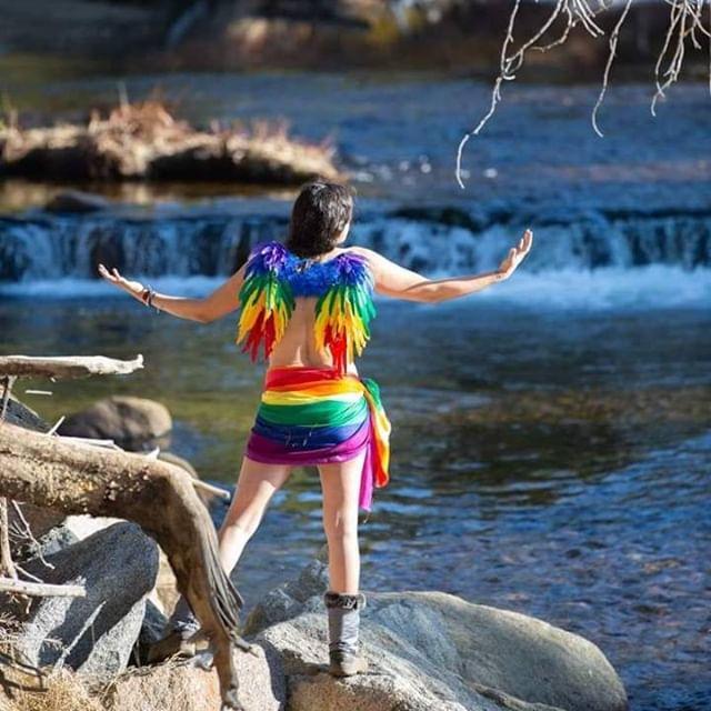 Me encanta la naturaleza  #pride🌈 #gayc