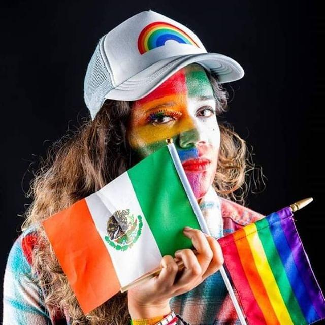 🏳️🌈👗🇲🇽 #transpride #gaytwink #prid
