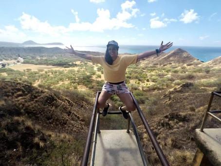 Mi viaje por Honolulu Hawaii