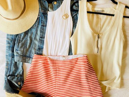 Summer Capsule Wardrobe for Women