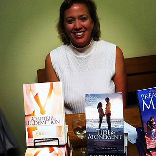 Laurie booksigning.jpg