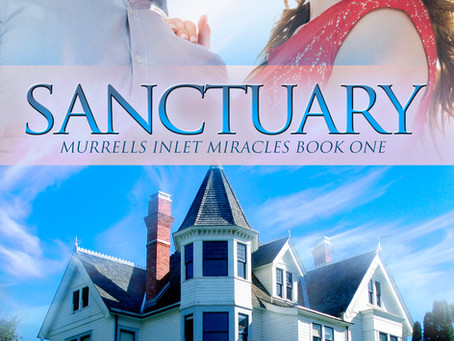 Announcing ... Laurie's new book: Sanctuary