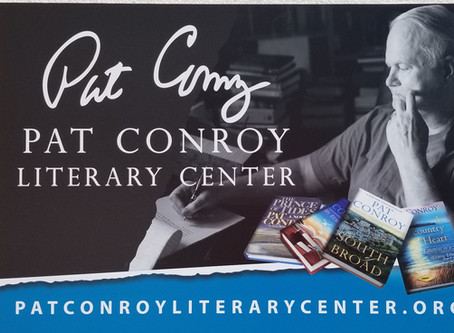 My Trip to Pat Conroy Country