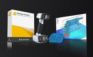 EinScan 3D scanners
