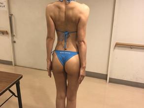 美しい身体を競う、ベストボディジャパンに出場!!
