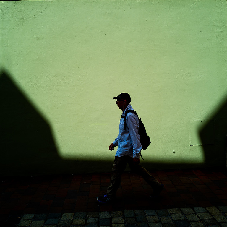 Solo Exhibition Street Photography