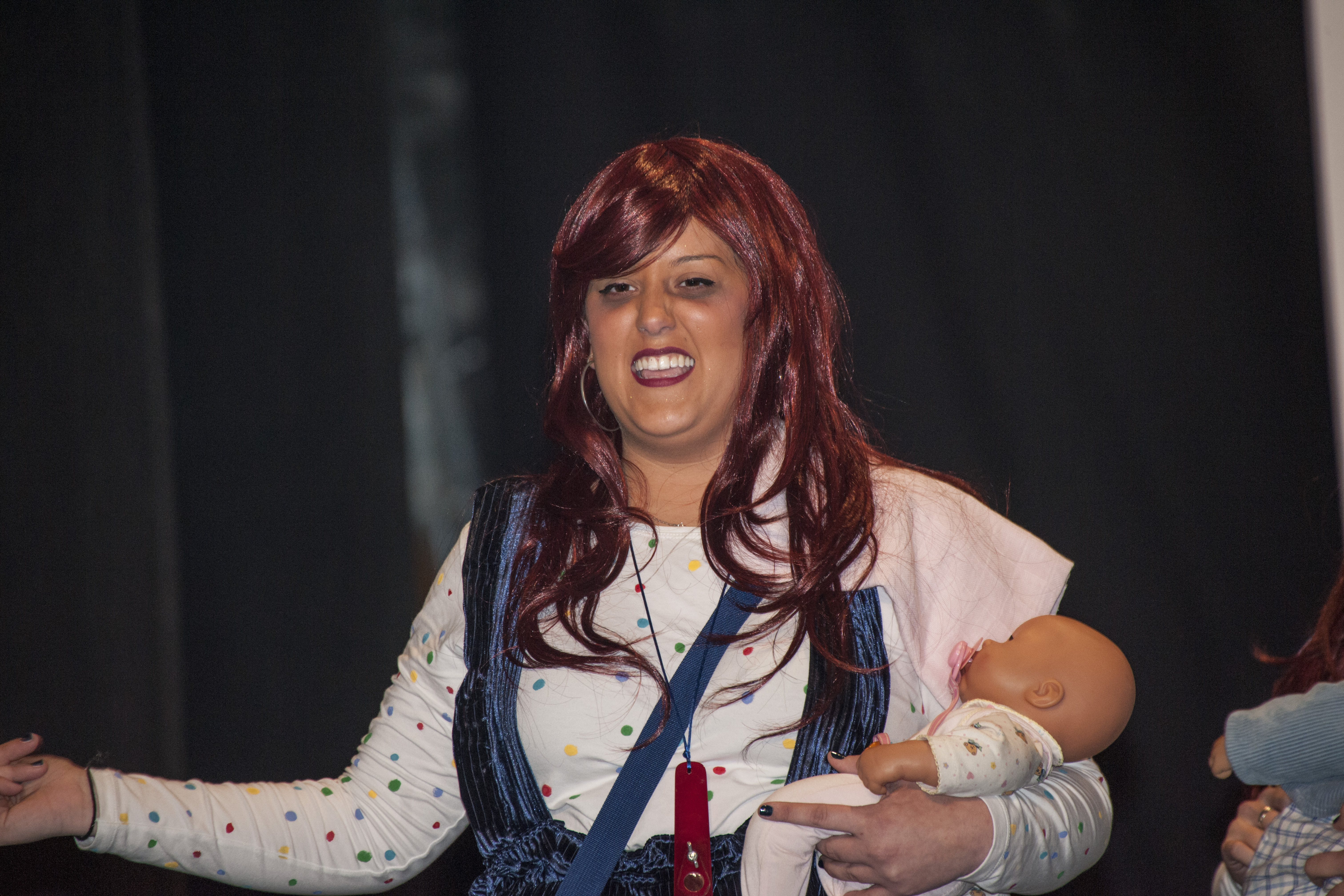 Chirigota Se busca abuela que no sea carnavalera (Carmona)006