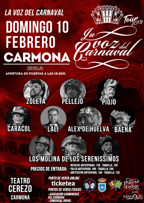 La Voz del Carnaval