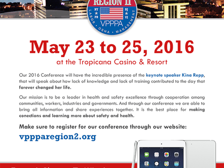 Enter a Chance to Win an iPad and a Free Registration for 2017 Conference!