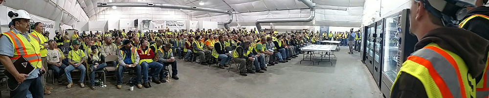 Stand Down at GLOBALFOUNDRIES in Malta, NY