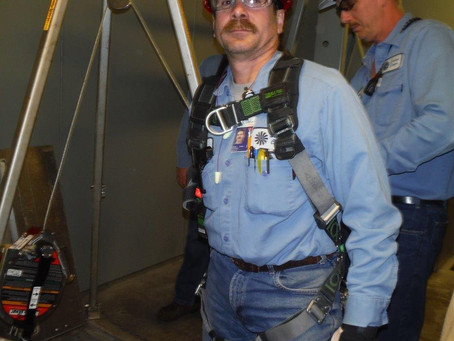 Fall Protection Safety Stand Down Event