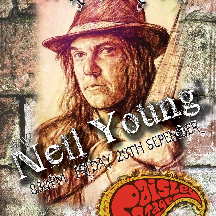 NEIL YOUNG the CELLAR DOOR BAND