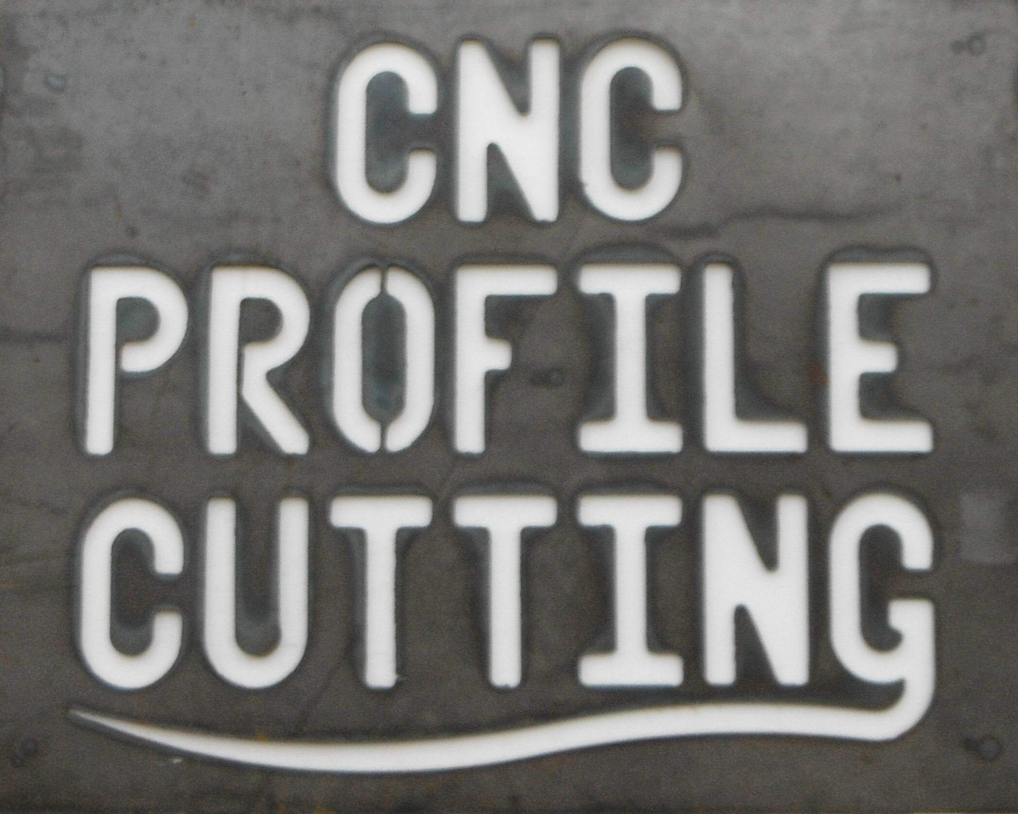 CNC Profile Cutter