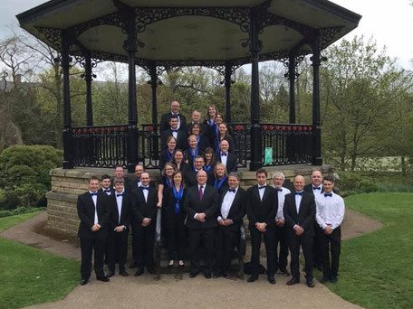 MK Brass claims welcome 5th Place in Regional Championship