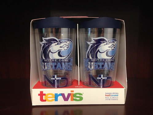 4-pack 16oz. Tervis Tumblers
