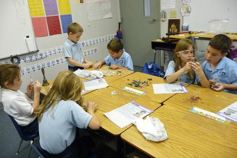 2nd Grade Doings!