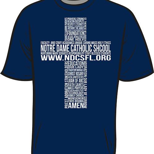 NDCS Wordle T-Shirt