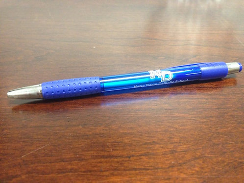 Blue Krypton Pen