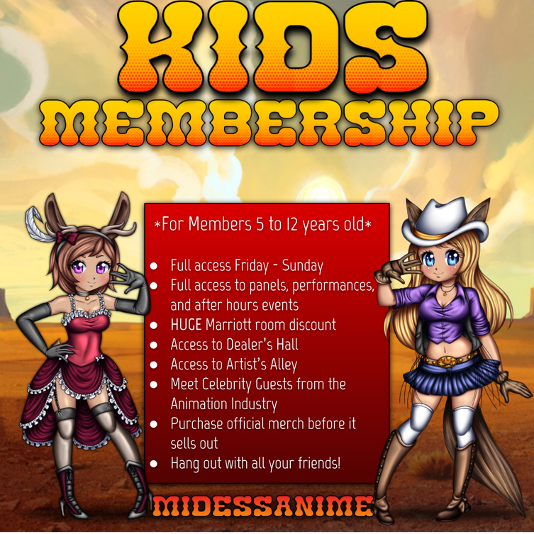 Kids Membership