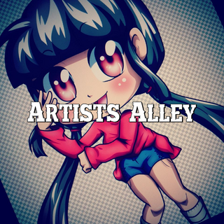Artists' Alley