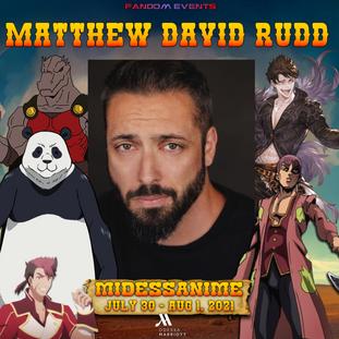 Matthew David Rudd
