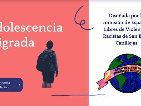 Una unidad didáctica para eliminar el racismo.