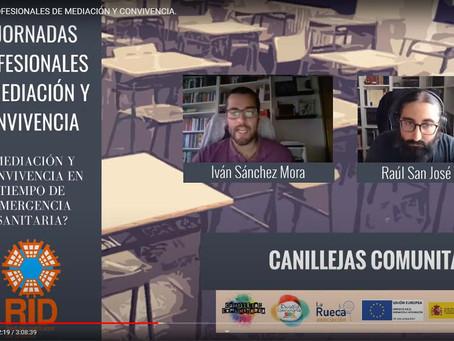 III Jornadas de mediación y Convivencia de la RID: Convivencia y COVID19 en los centros educativos.