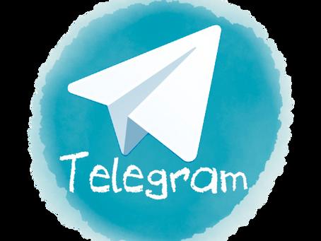 Ya esta activa la lista de difusión de Telegram