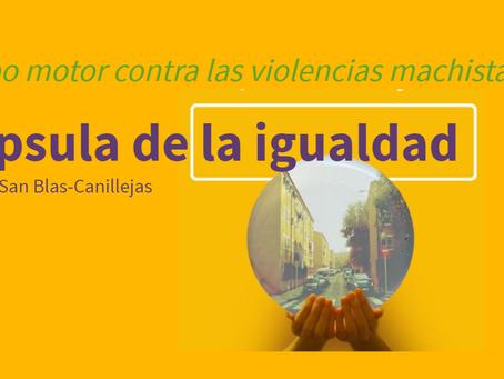 10 Años construyendo feminismos en San Blas- Canillejas.